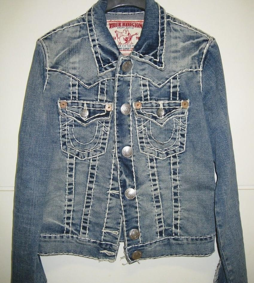 jimmy supert jean jacket true religion